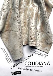 clara graziolino madrid exhibition